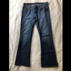 Lucky Sweet n' Low Flare Jeans